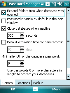 Password Manager XP - Personal Password Storage